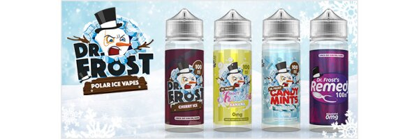 Dr Frost Shake and Vape