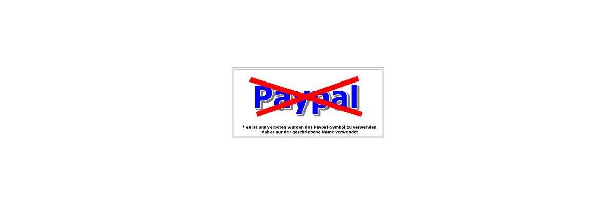 Paypal sperrt Online Konten von Online Shop für E-Zigaretten - Paypal sperrt Online Konten von Online Shop für E-Zigaretten