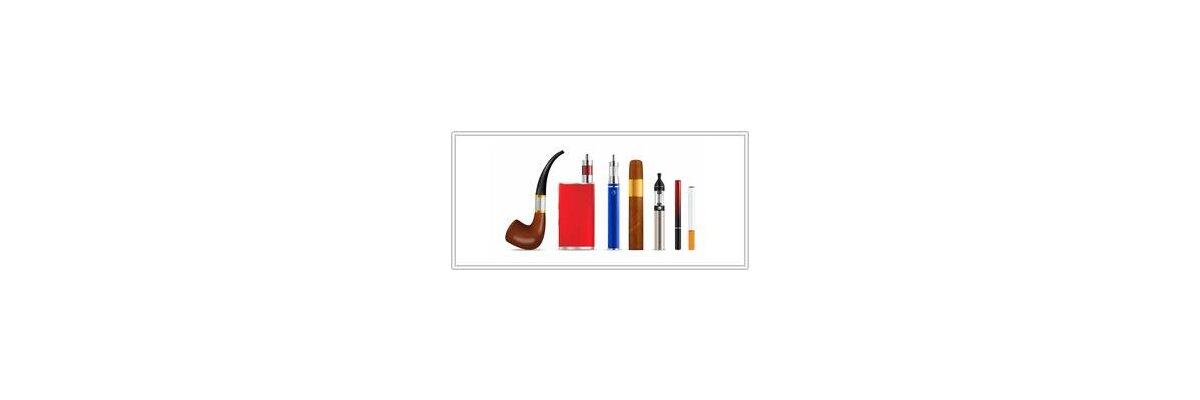 Die richtige E-Zigarette finden – ein Leitfaden für Einsteiger - Die richtige E-Zigarette finden – ein Leitfaden für Einsteiger