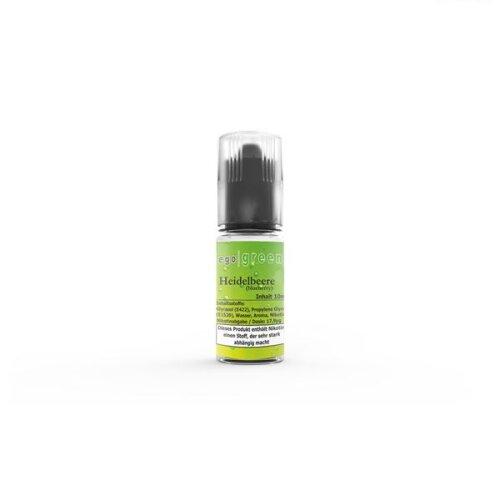 eGoGreen Heidelbeere Flavour Liquid