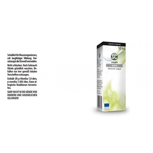 SilverConcept SC Liquid Mojito