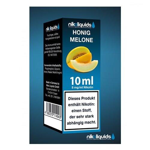 Nikoliquid Honigmelone Liquid 10ml