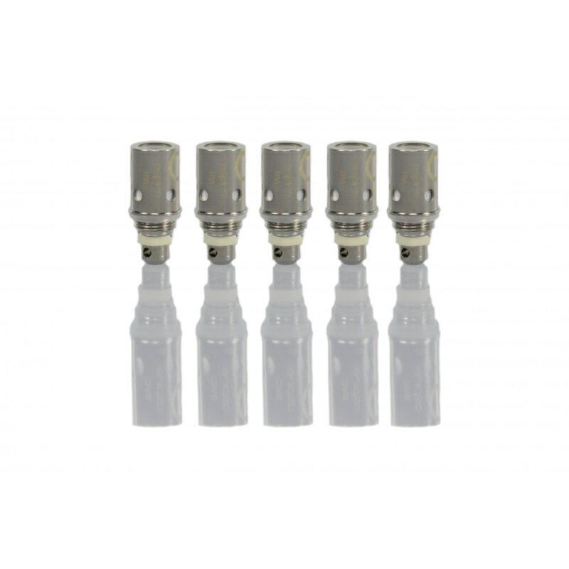 Aspire BVC Clearomizer Heads 5er Pack