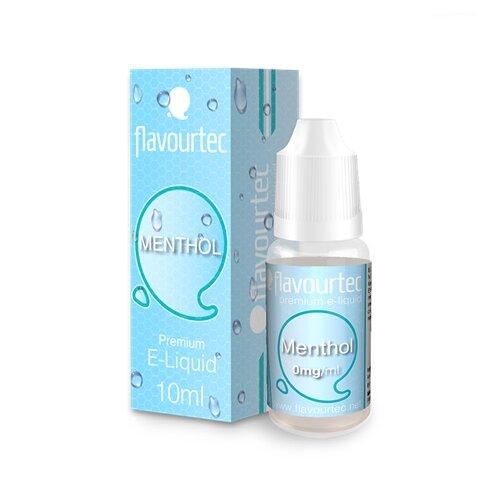 Flavourtec Menthol E-Liquid made in EU