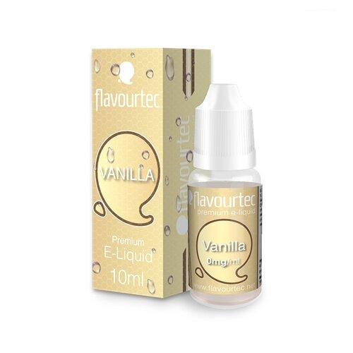 Flavourtec Vanilla E-Liquid made in EU