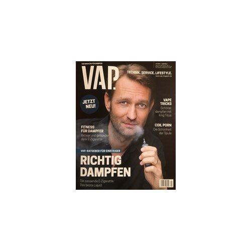 VAP - Das Magazin für Dampfer