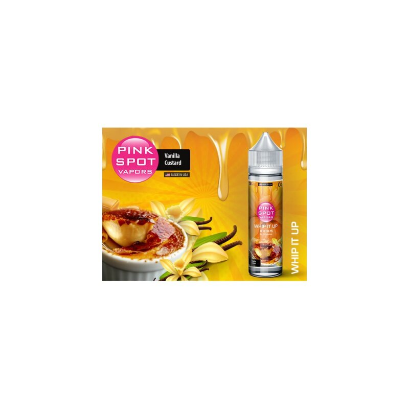 Pink Spot Aroma Whip it up 50ml 0mg