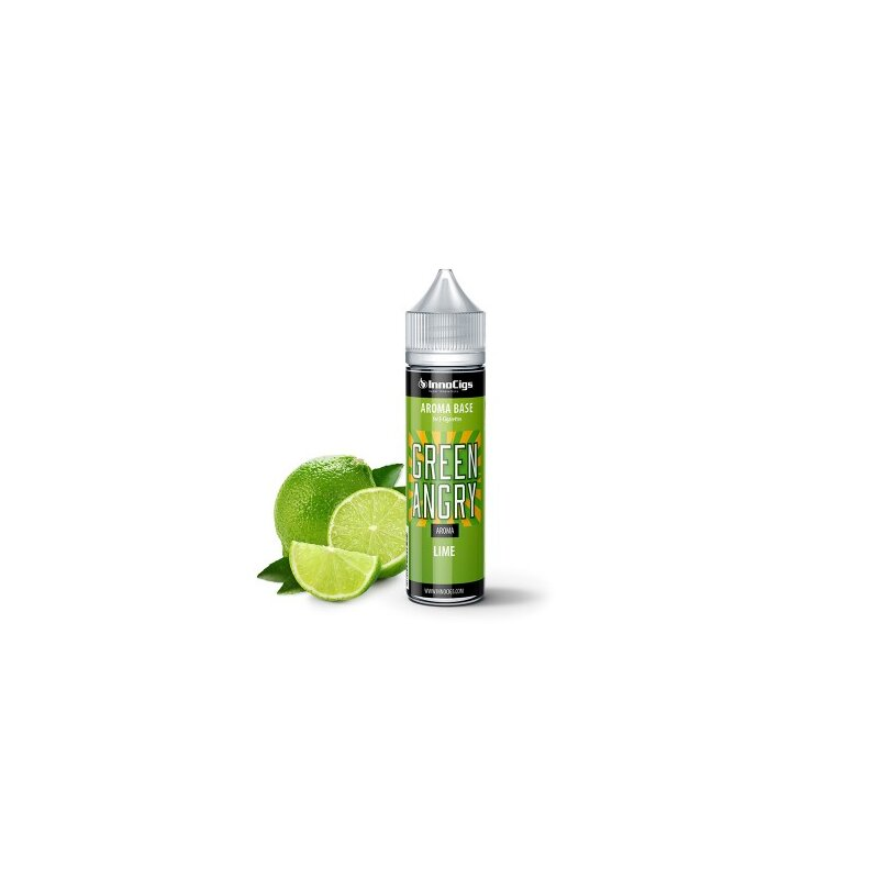 InnoCigs Shake and Vape Green Angry 50ml