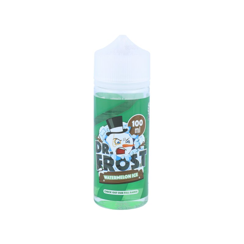 Dr Frost Shake and Vape Polar Ice Vapes Watermelon Ice 100ml