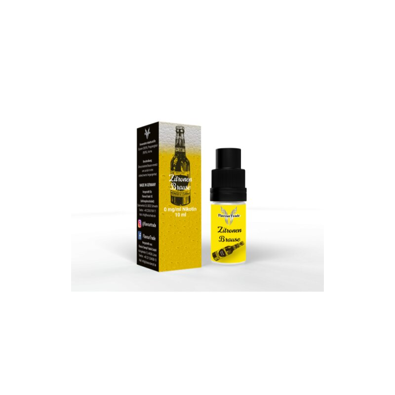 Liquid Flavour Trade Zitronenbrause 10ml - 3mg