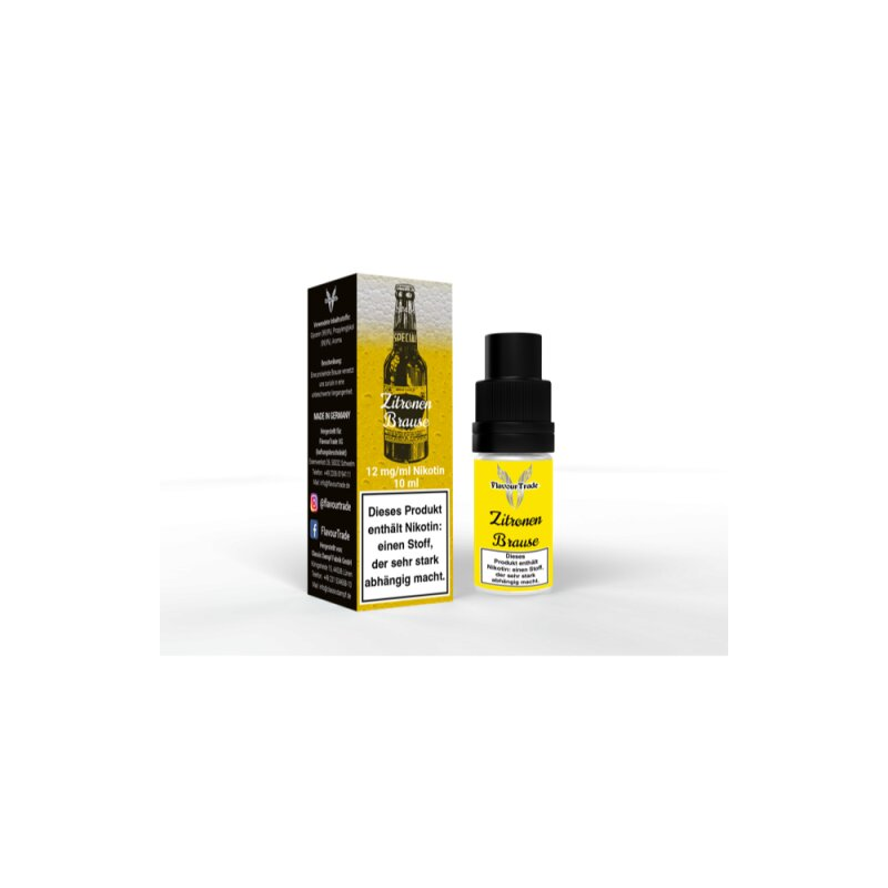 Liquid Flavour Trade Zitronenbrause 10ml - 12mg