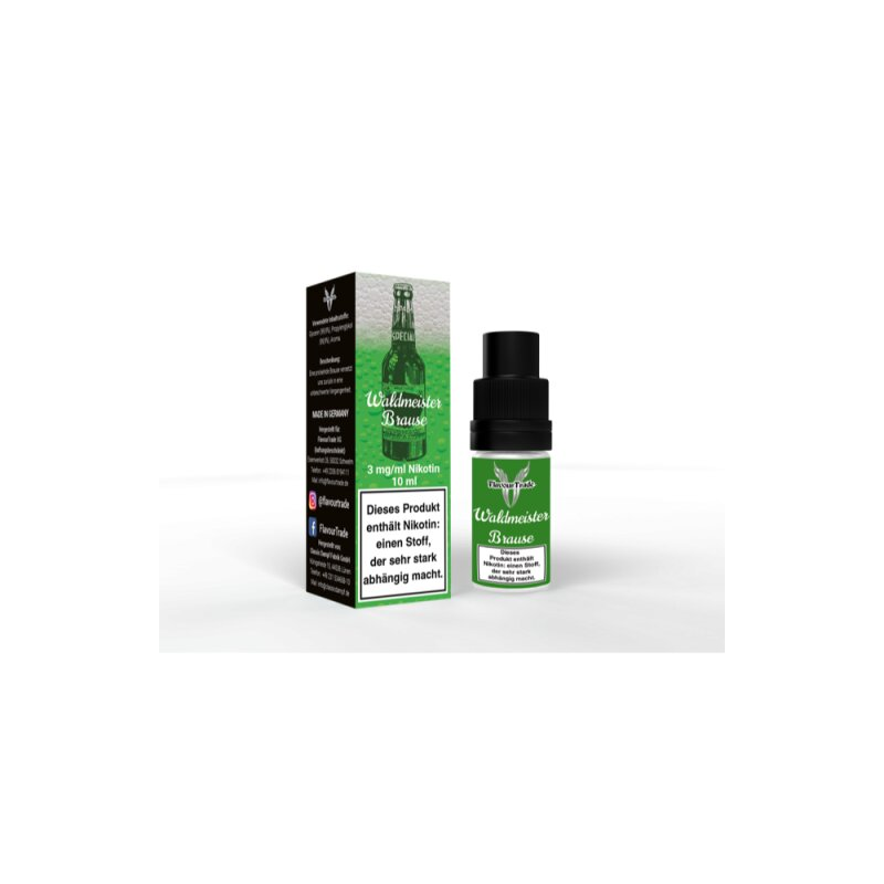 Liquid Flavour Trade Waldmeisterbrause 10ml - 3mg