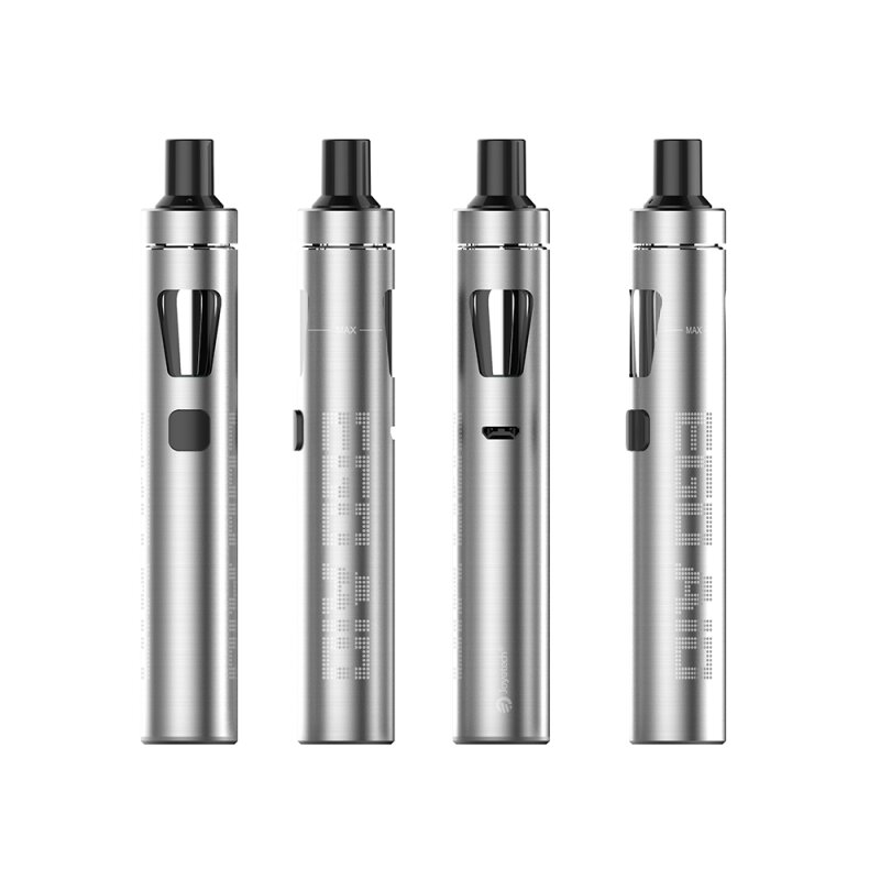 InnoCigs eGo AIO Simple E-Zigaretten Set silber