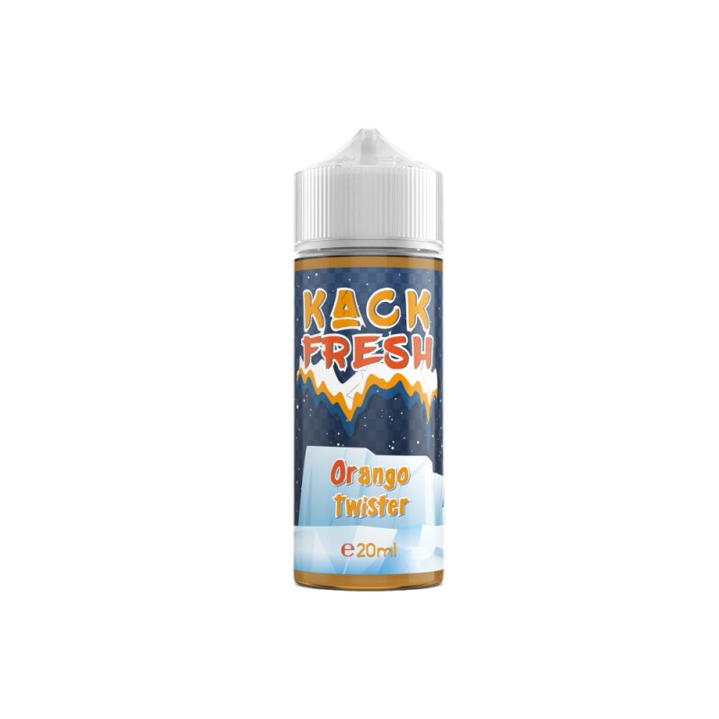 Kack Fresh Aroma Orange Twister