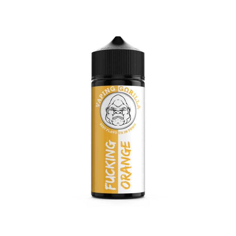 Vaping Gorilla Aroma Fucking Orange 10ml