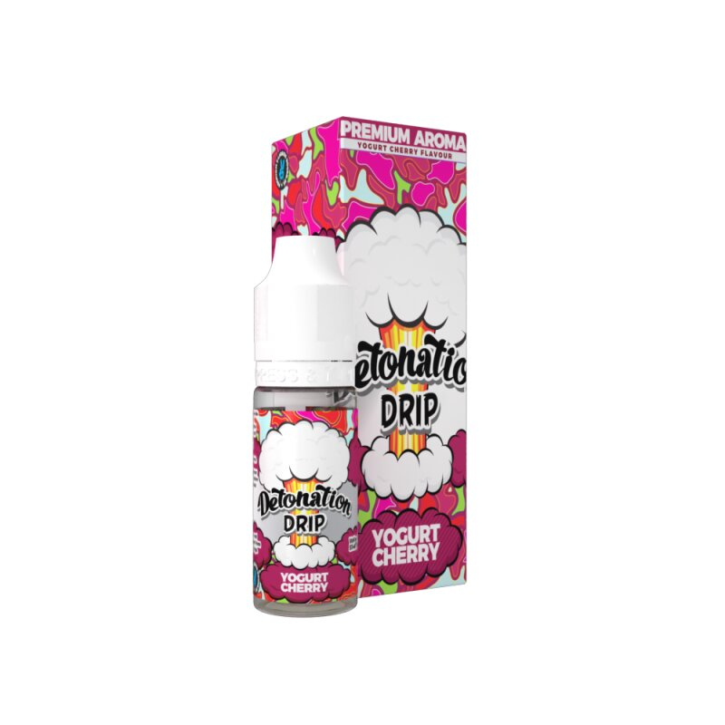 Detonation Drip Aroma Yogurt Cherry 10ml
