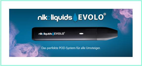 Evolo Nikoliquids Podsystem